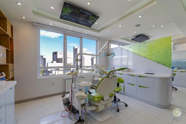 اتاق درمان -نگاهی به امکانات مطب جدید دکتر کاوسی