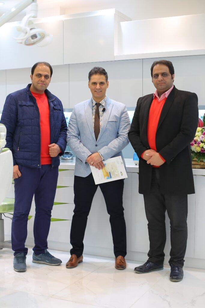 افتتاح مطب جدید دکتر افشین کاوسی